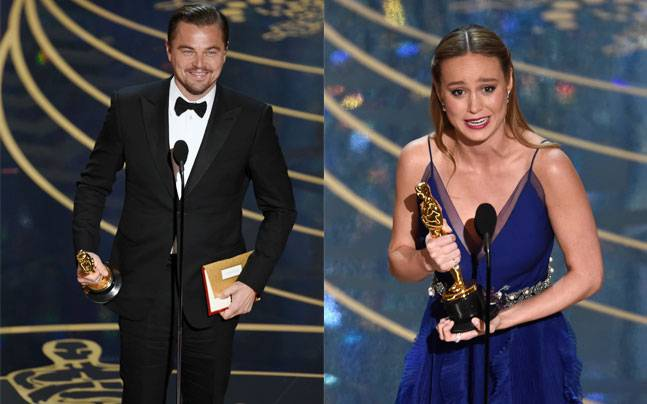 Oscar 2016: Spotlight best movie, Leonardo best actor