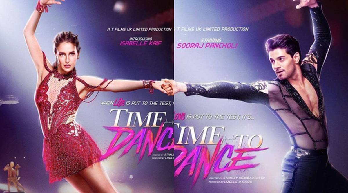 Time To Dance starring Sooraj Pancholi, Isabelle Kaif to release on March 12