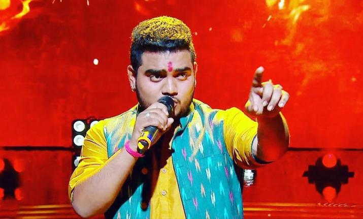 Hemant Brijwasi wins singing reality show