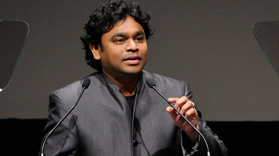 Music no longer a character in Bollywood movies:AR Rahman