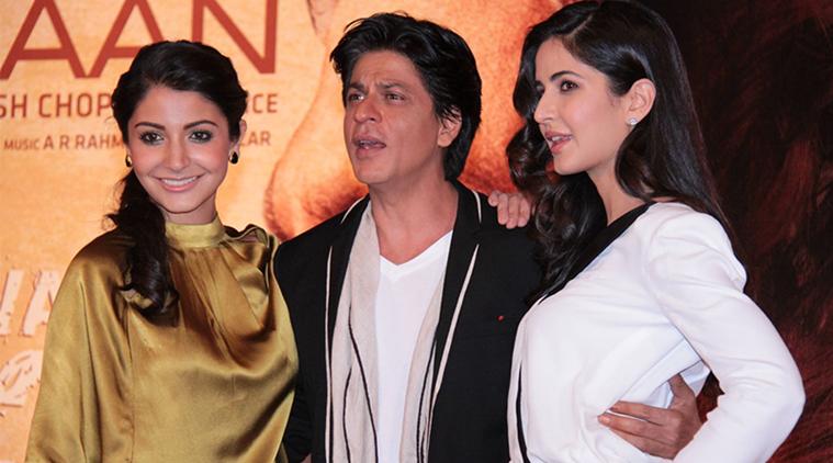 Anushka Sharma joins SRK, Katrina for Aanand L Rai