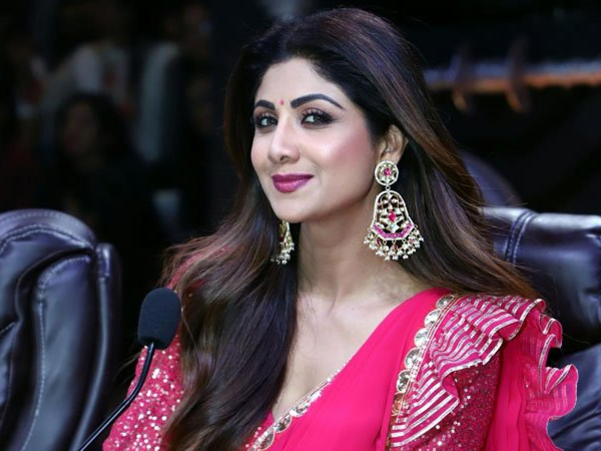Shilpa Shetty returns to acting with