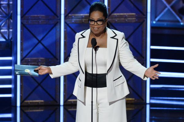 Oprah Winfrey to be honoured with Cecil B DeMille Award