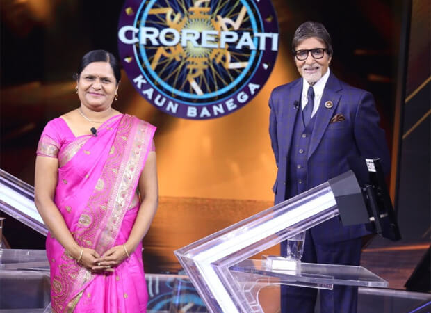 Kaun Banega Crorepati 12 gets its third crorepati Aunpa Das