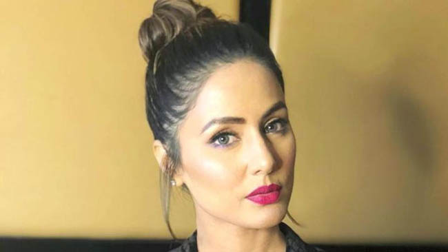 Hina Khan claims she faced rejection in the Hindi film industry because of her TV roots