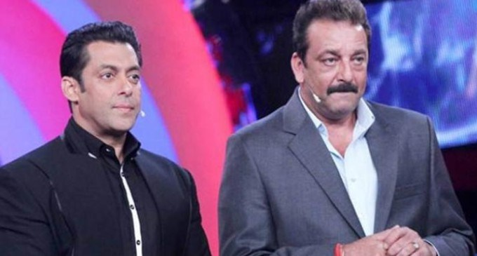 Sanjay Dutt should have played last portions in his biopic: Salman Khan