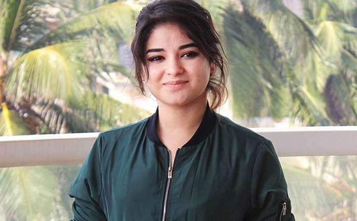 Zaira Wasim gets support from NC, Cong leaders, flak from Shiv Sena