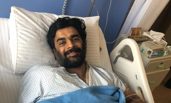 Actor R. Madhavan undergoes shoulder surgery