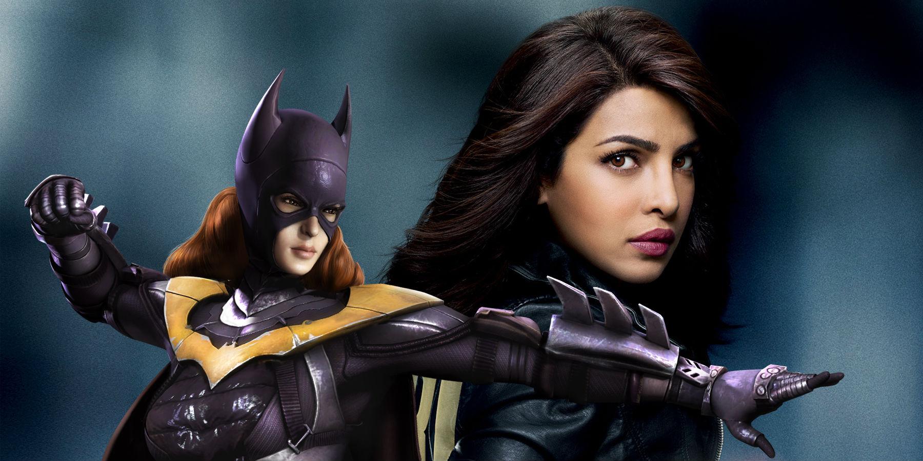 Priyanka Chopra wants to play a Batgirl
