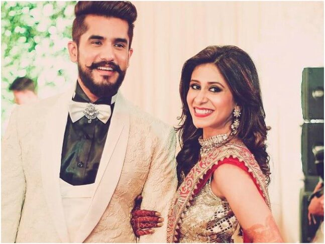 TV stars Kishwer Merchant and Suyyash Rai announces first pregnancy