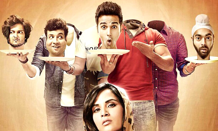 Fukrey Returns earns  Rs 32.20 crore on weekend as comedy continues its hold on box office