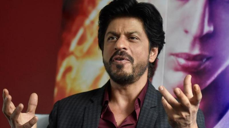 None of my performance so far deserved a National Award: SRK
