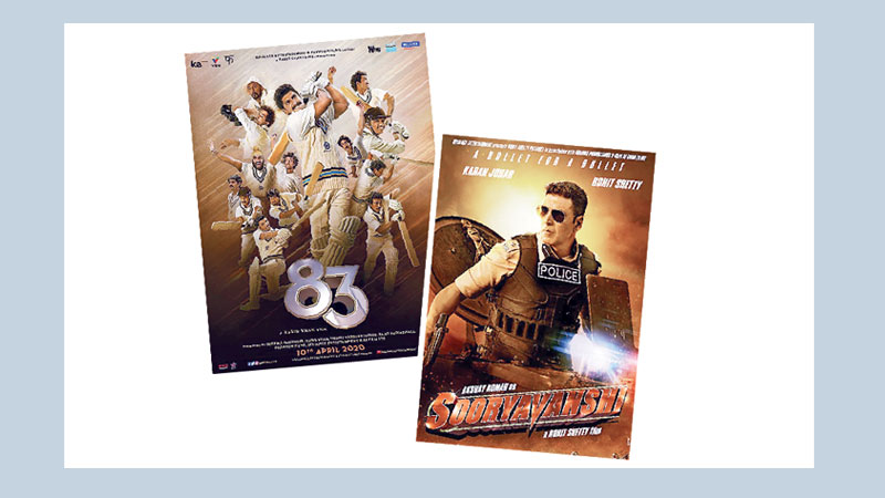 Bollywood Box office stares to face an estimated Rs 1300 crore loss amidst COVID-19 Lockdown