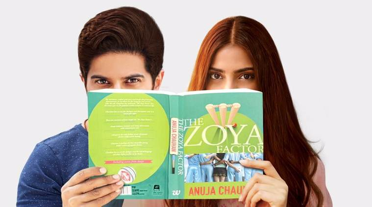 Dulquer Salmaan and Sonam Kapoor starrer film The Zoya Factor will release on 5 April 2019