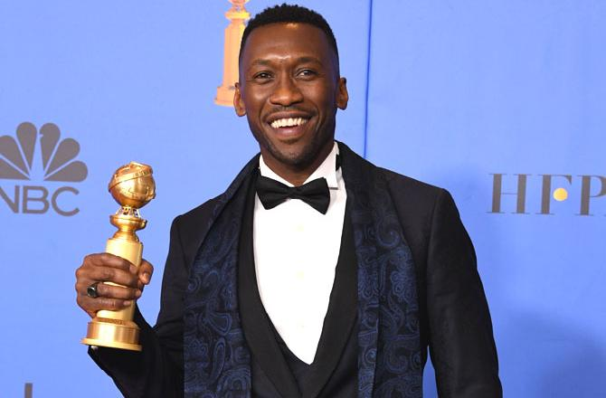 Mahershala Ali wins first Golden Globe Award