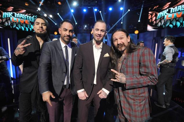 "American reality show ""Ink Master"" winner Scott Marshall dead"
