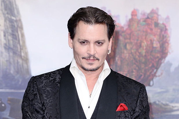 Johnny Depp to star in, produce