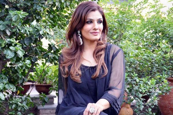 "Raveena Tandon will surprise everyone with ""Shab"""