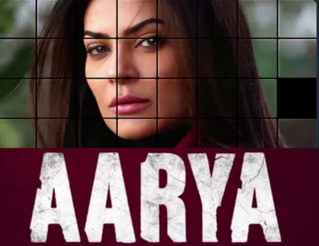 Sushmita Sen's web series Aarya soon to come up with second season