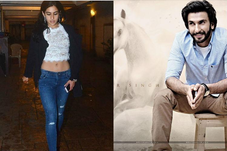 Kedarnath Stalled: Will Sara Ali Khan Now Make Debut With Ranveer In This Movie?