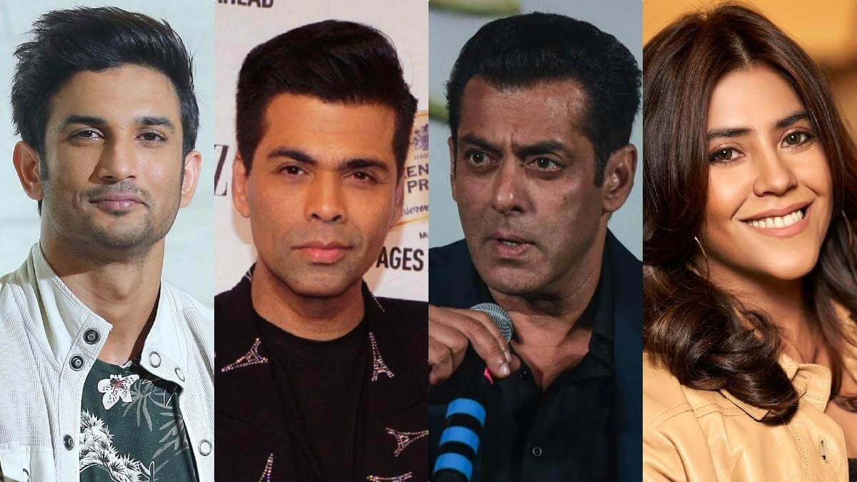 Bihar Court dismisses petition filed against Karan Johar, Salman Khan and Ekta Kapoor in Sushant