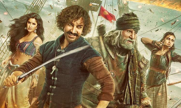 Thugs of Hindustan box office collection day 3: TOH crosses Rs 100 crore mark