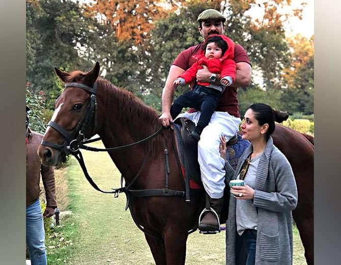 Pre-birthday celebrations start for Taimur Ali Khan