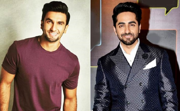 Ranveer is most energetic performer:Ayushmann Khurrana