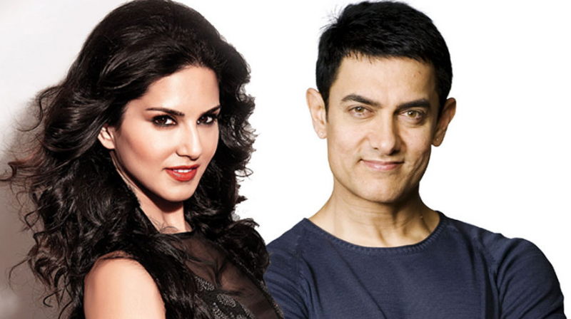 I will be happy to work with Sunny Leone: Aamir