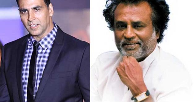 Great to get in action with superstar Rajnikanth: Akshay Kumar