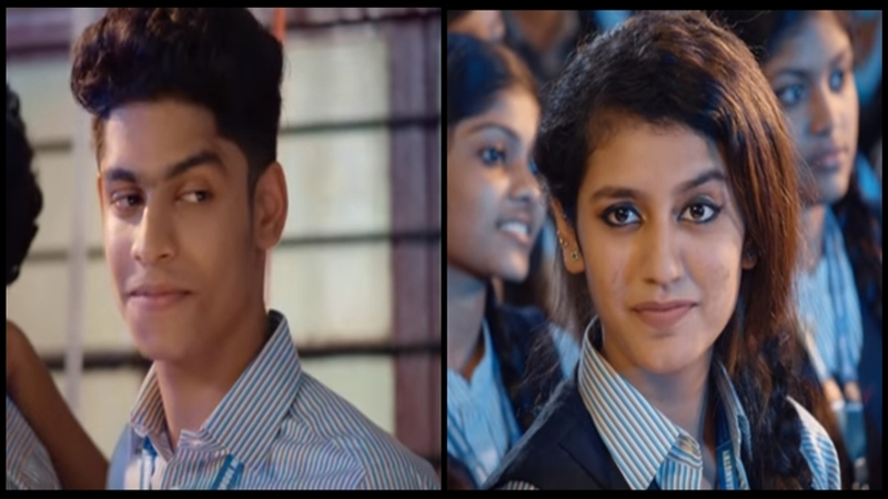 Sensational Priya Prakash Varrier comments on the controversy surrounding her viral