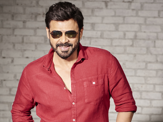 Venkatesh's new movie with Trivikram announced