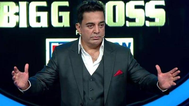 Bigg Boss Tamil: complaint filed against Kamal Haasan