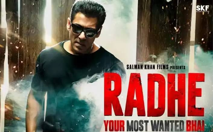 Makers file a complaint after Radhe: Your Most Wanted Bhai leaks online