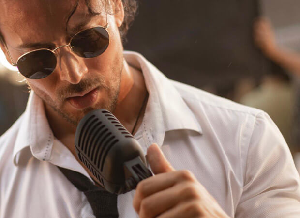 Tiger Shroff unveils the music video of his debut song