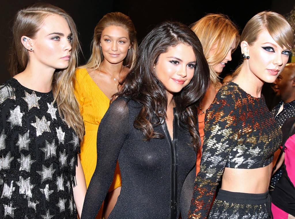 Taylor Swift changed my life: Selena Gomez