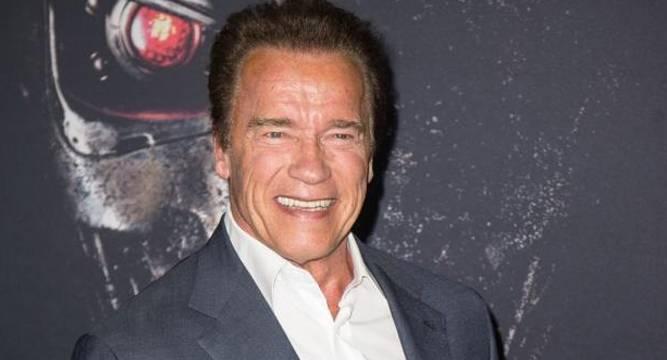 Arnold Schwarzenegger to front UK stunt show