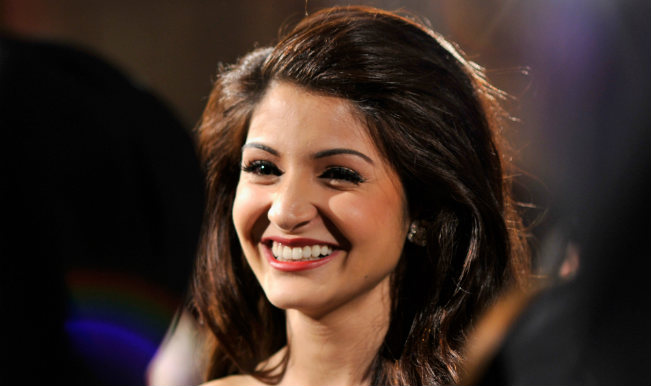 Anushka Sharma announces next film
