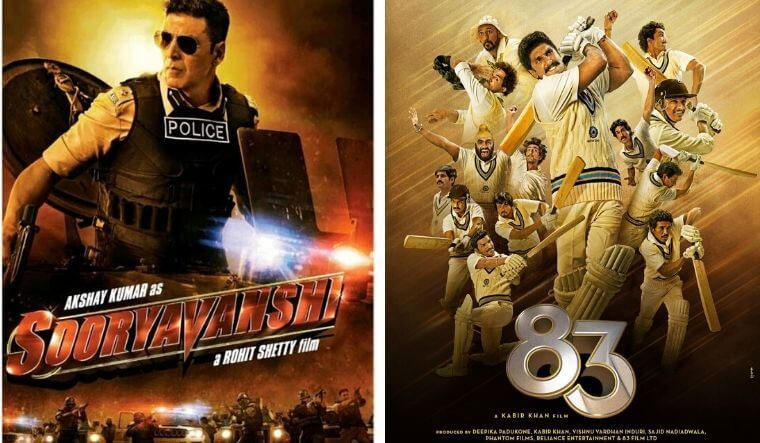 Carnival Cinemas announces theatrical release of upcoming films Sooryavanshi and 83