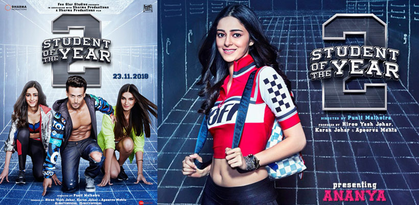 Ananya Panday will be making her Bollywood debut with Student of the Year-2