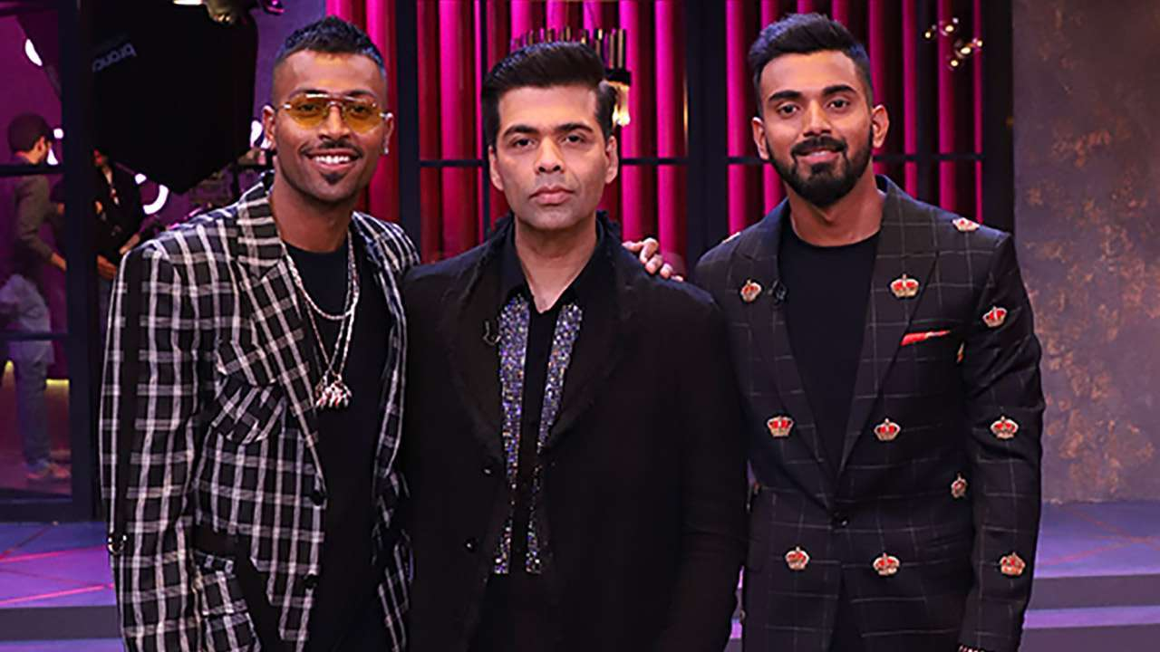 Koffee with Karan: FIR registered against Hardik Pandya, KL Rahul and Karan Johar