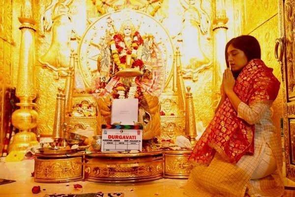 bhumi-pednekar-starts-shoot-for-durgavati