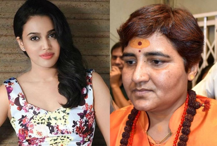 Swara Bhasker takes a dig at Sadhvi Pragya Thakur, says 'Wearing saffron doesn't make anyone a saint'