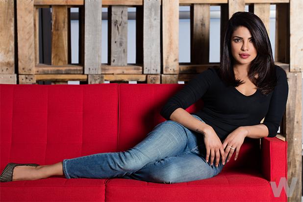 "Priyanka Chopra hospitalised after accident on ""Quantico' set"