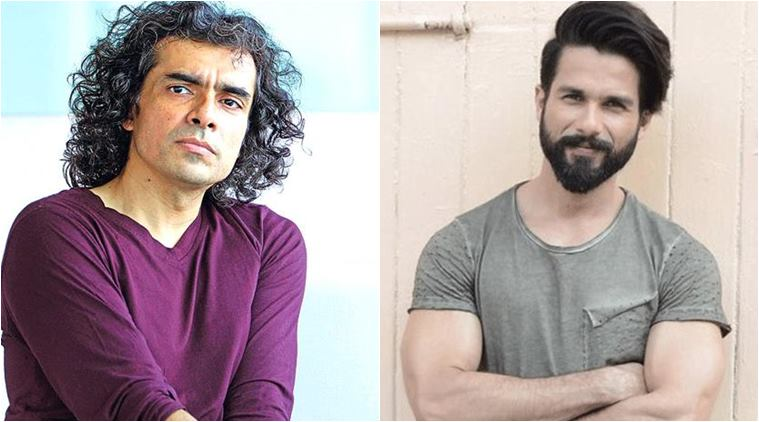 I never announced a film with Shahid: Imtiaz Ali
