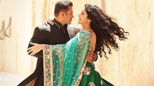 Salman Khan, Katrina Kaif wrap film