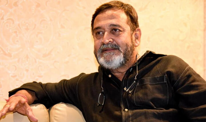 Filmmaker Mahesh Manjrekar booked for allegedly slapping and abusing a man
