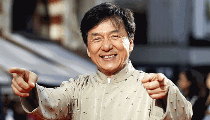 Jackie Chan to visit India for