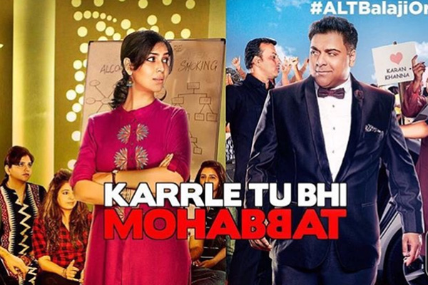 Ram Kapoor, Sakshi Tanwar web series Karrle Tu Bhi Mohabbat poster out