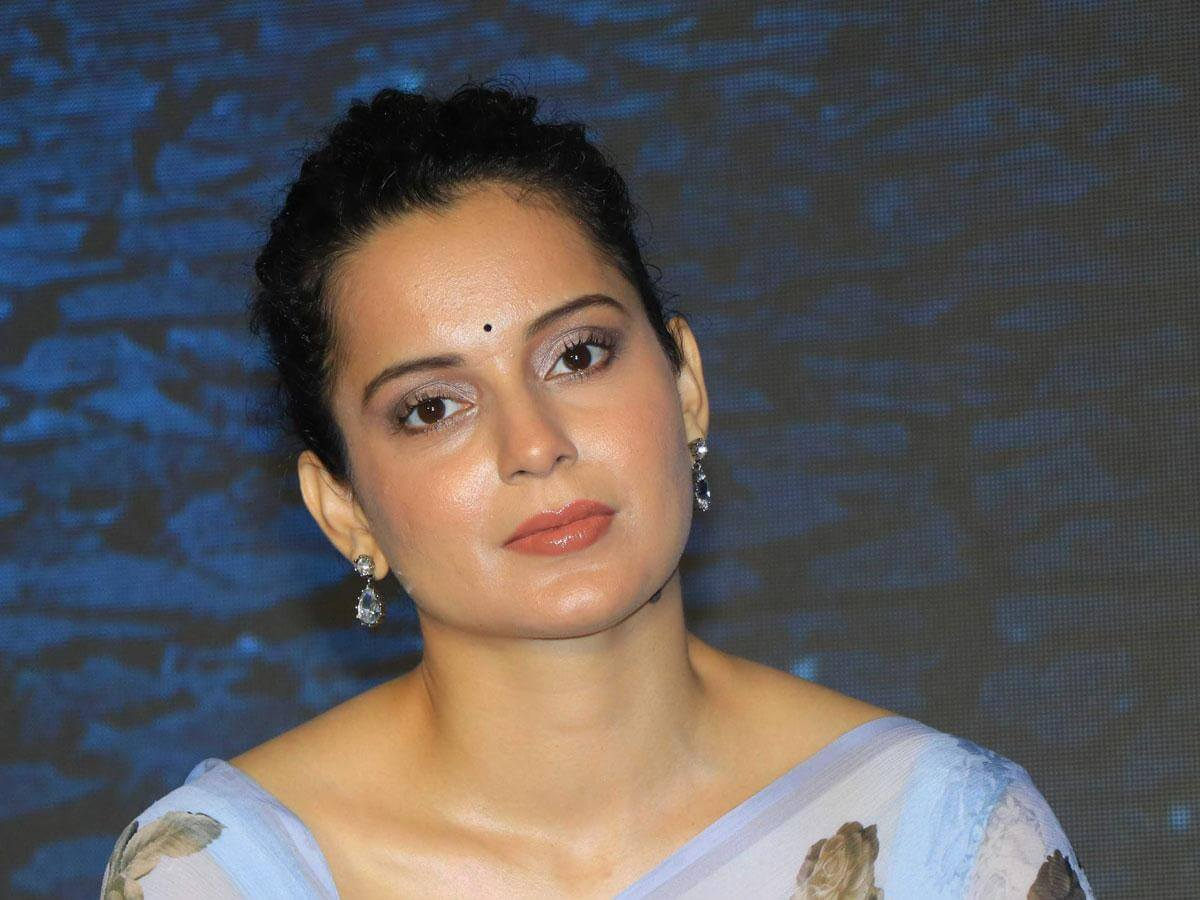 Kangana Ranaut reveals her Twitter account restricted temporarily